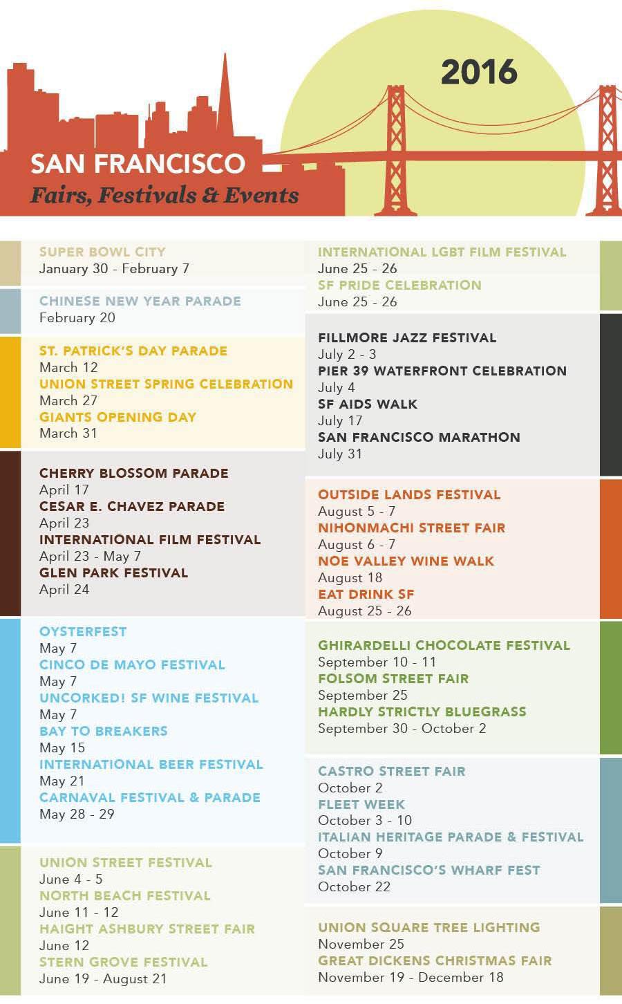 Sf Events Calendar.2016 Event Calendar Sf Investsf